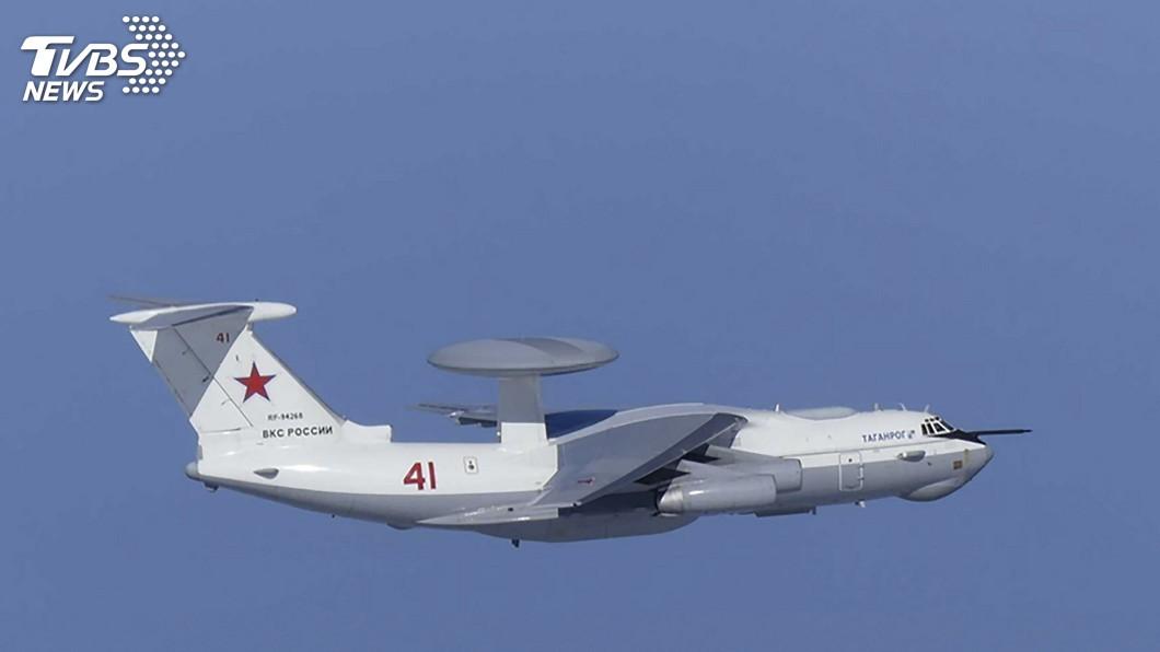 圖/達志影像美聯社 俄軍機闖南韓領空 韓軍機射360子彈驅趕