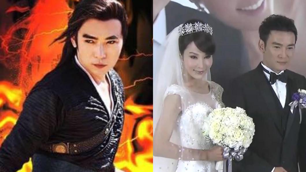 翻攝/焦恩俊臉書、TVBS資料照 昔下跪也要娶!「第一小生」婚姻觸礁?妻曝斷聯1年