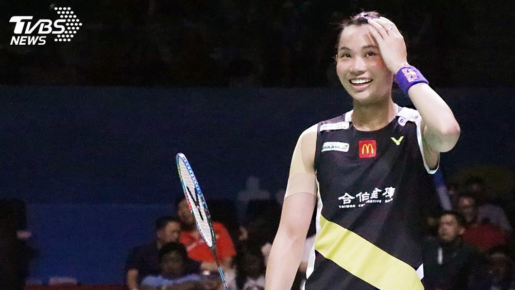 圖/中央社 4組台將晉級丹麥羽賽8強 戴資穎出戰大堀彩