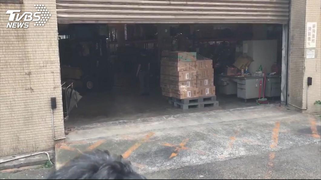 圖/TVBS資料畫面 菸品走私案 北檢約談承辦免稅菸採購華航人員