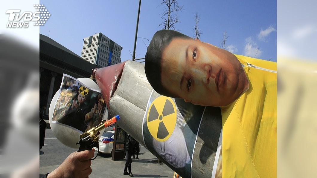 圖/達志影像美聯社 北韓再射彈 美國務卿:過去試射比這次糟
