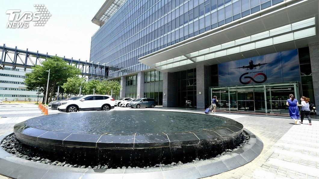 圖/中央社 國安局私菸案傳搜索華航空品處 北檢暫不回應