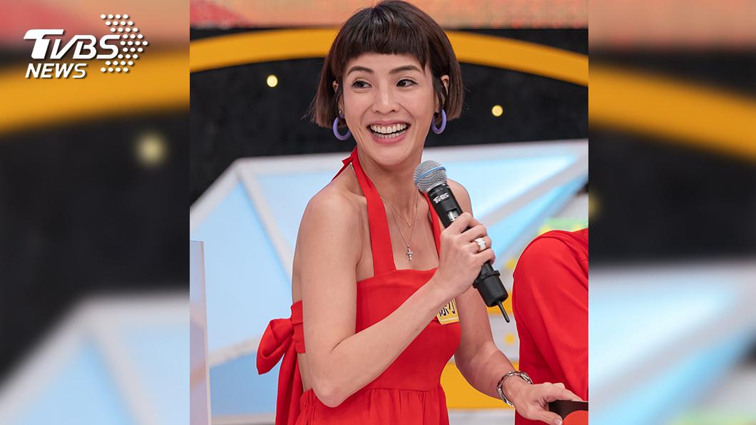 TVBS歡樂台《食尚玩家-歡樂有夠讚》來賓徐小可。圖/TVBS