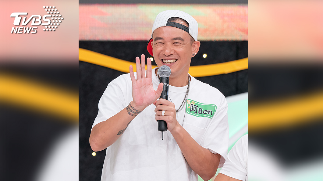 TVBS歡樂台《食尚玩家-歡樂有夠讚》來賓阿Ben。圖/TVBS
