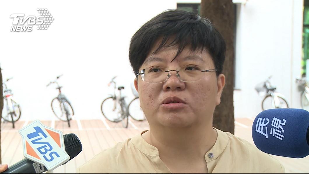 圖/TVBS 快訊/吳佩蓉爆膳宿費逾94萬 韓要求道歉否則提告