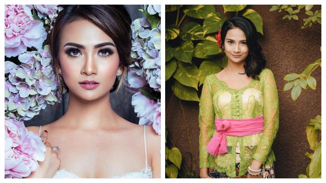 凡妮莎安潔兒曾是印尼人氣女星。合成圖/翻攝vanessaangelofficial IG
