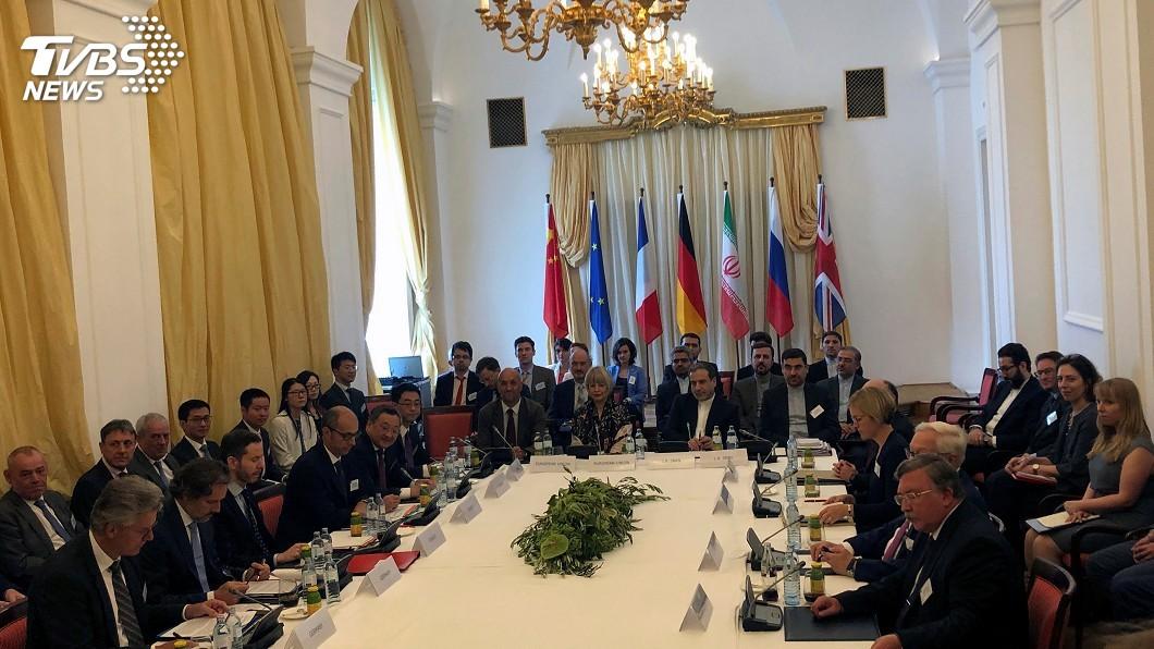圖/達志影像路透社 波灣風雲緊張 伊朗核協議簽署國召開緊急會議