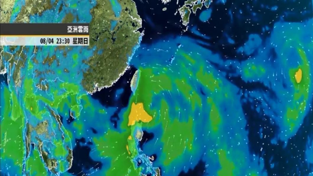 圖/翻攝自彭啟明臉書 颱風溫床出現 彭啟明:可能2、3個同時發展