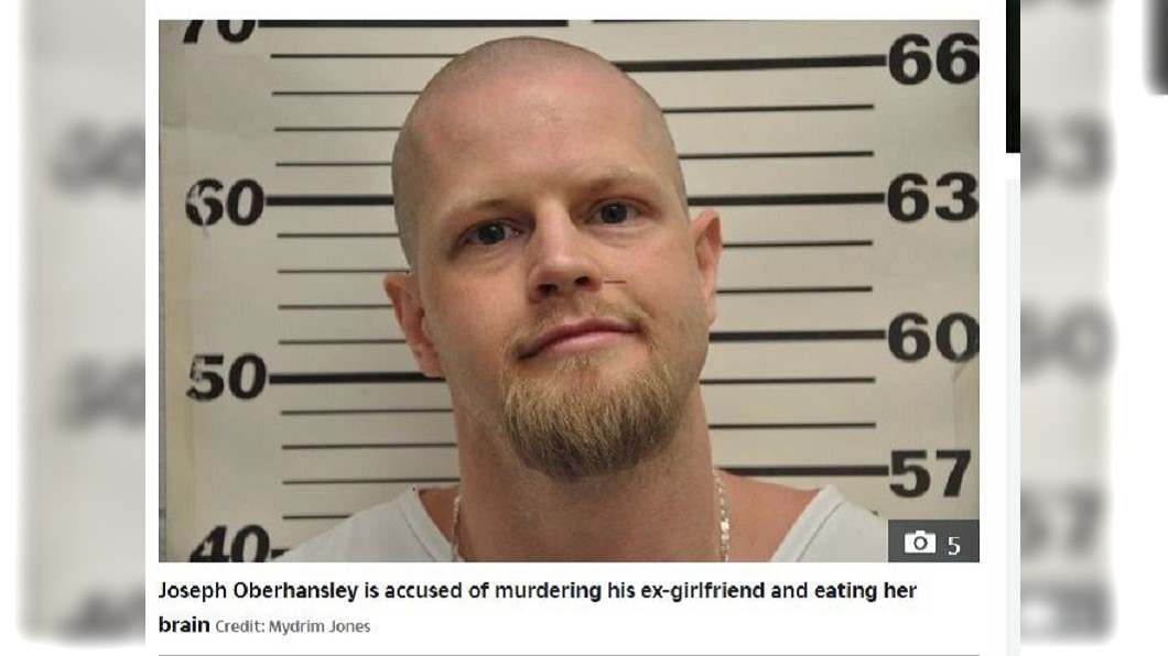 該名變態男子性侵殺害前女友後,還把她的大腦、心臟和肺臟挖出來,並且烹煮吃掉。(圖/翻攝自太陽報)