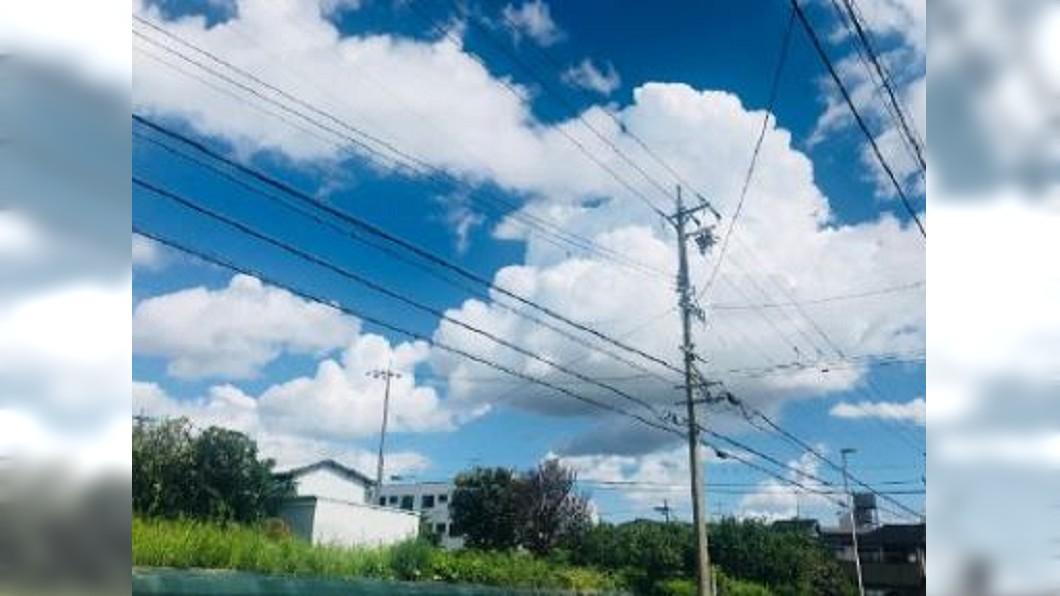 圖/翻攝自日本東京国際学院微博 擺脫梅雨! 日東北、關東、關西飆35度高溫