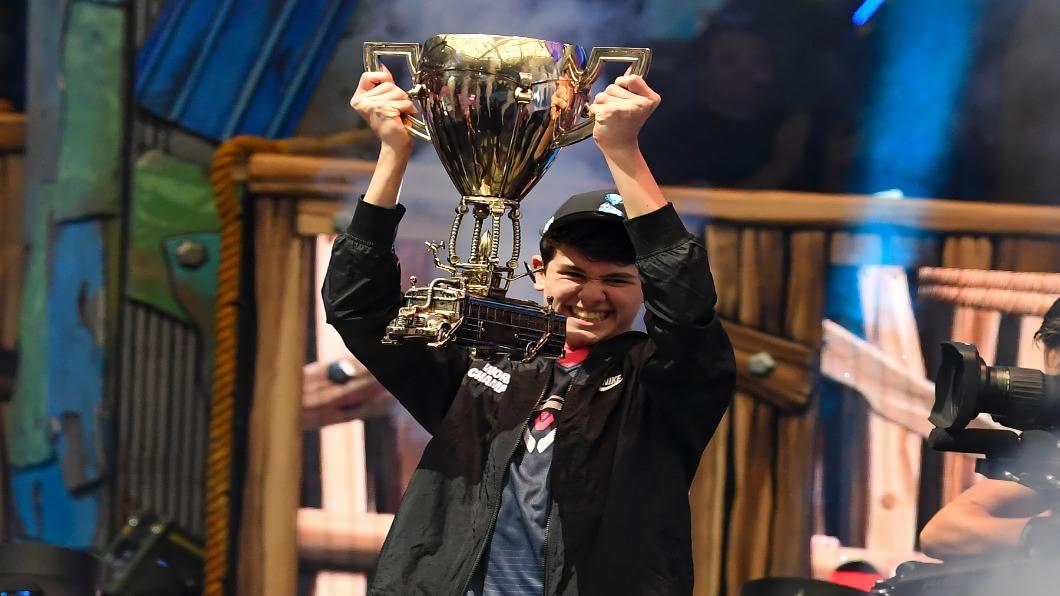 圖/達志影像路透 電競世界賽 美16歲少年奪冠.獎金逾9千萬