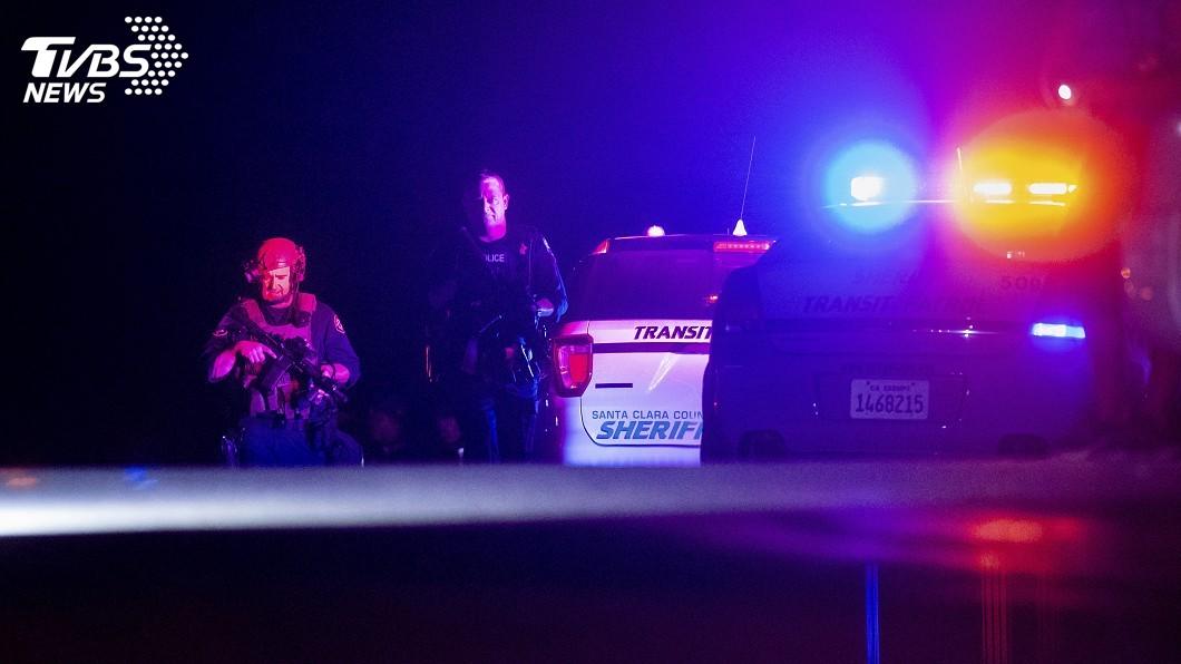 圖/達志影像美聯社 加州美食節槍擊3死至少15傷 槍手遭擊斃