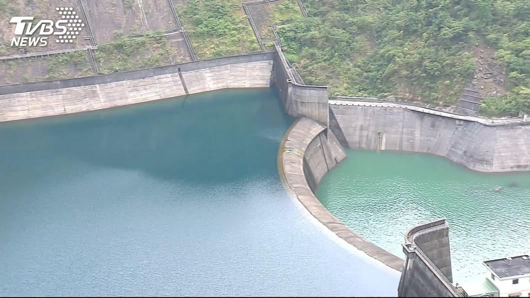 圖/TVBS 高鐵擬延伸宜蘭 台北翡管局籲避開水庫集水區