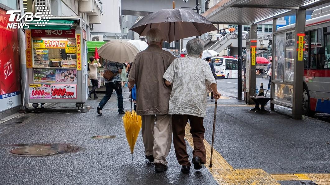 示意圖/TVBS 日本平均壽命創新高 女87.32歲、男81.25歲