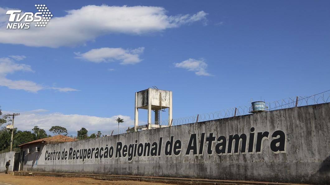 圖/達志影像美聯社 巴西監獄腥風血雨 黑幫殘殺攫奪販毒地盤