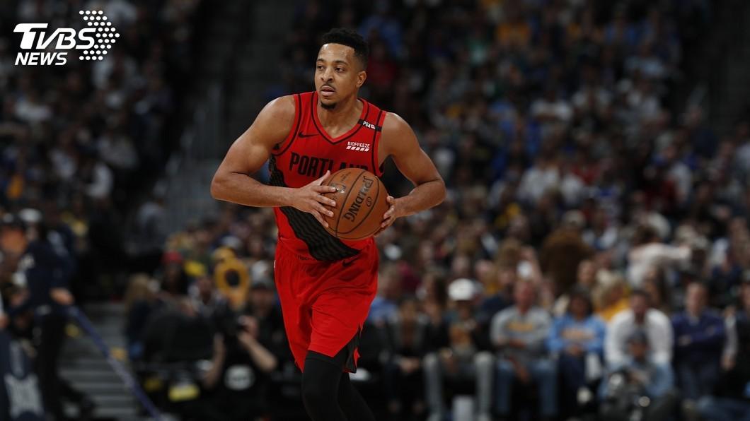 圖/達志影像美聯社 3年31億延長合約 NBA拓荒者續留麥卡倫
