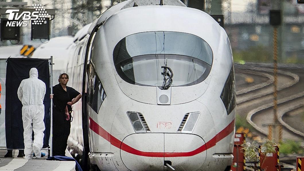 圖/達志影像美聯社 惡意推人落軌 德國8歲男童遭火車撞死