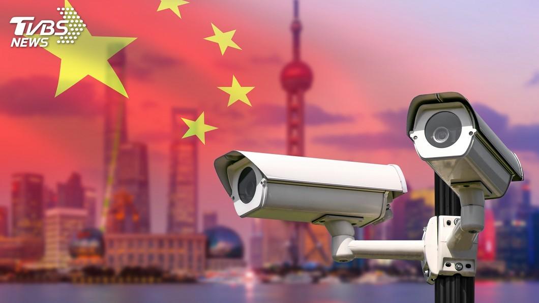 示意圖/TVBS 臉部辨識鎖定你! 陸恐用「天眼」對付港民