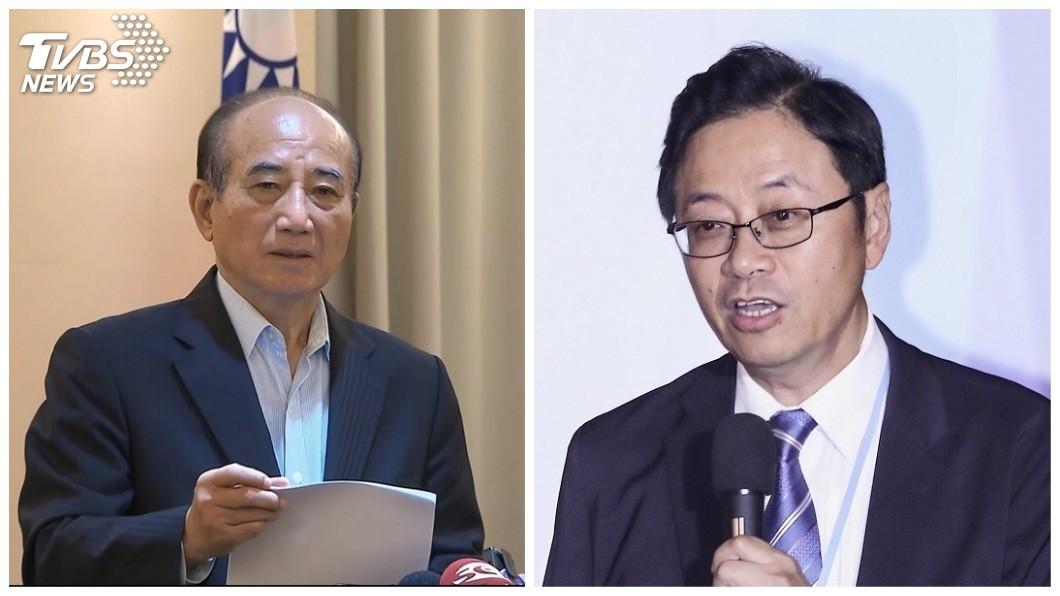 台北市議員鍾小平認為,若是郭、柯真的合作,再加上王金平和張善政,藍綠都要害怕了。(合成圖/TVBS資料圖)