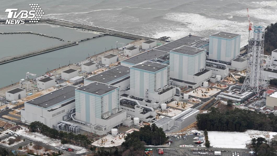 圖/達志影像路透社 福島第二核電廠除役 福島縣10座反應爐全廢