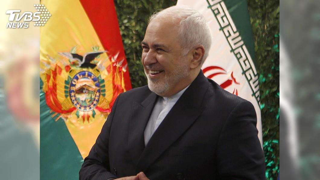 圖/達志影像美聯社 美制裁伊朗外長查瑞夫 兩國對話窗口恐關閉