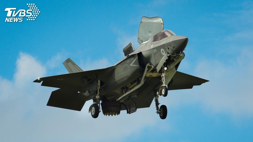 圖/達志影像美聯社 墜機事故停飛近4月 日本擬讓F-35復飛