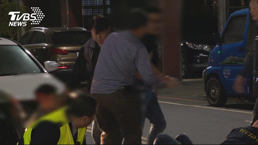 圖/TVBS 太平槍擊槍手 曾赴金錢豹開槍、醉毆救護員
