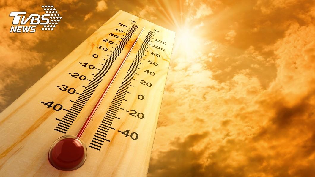 示意圖/TVBS 待室內也會中暑! 男體溫飆破41度昏迷