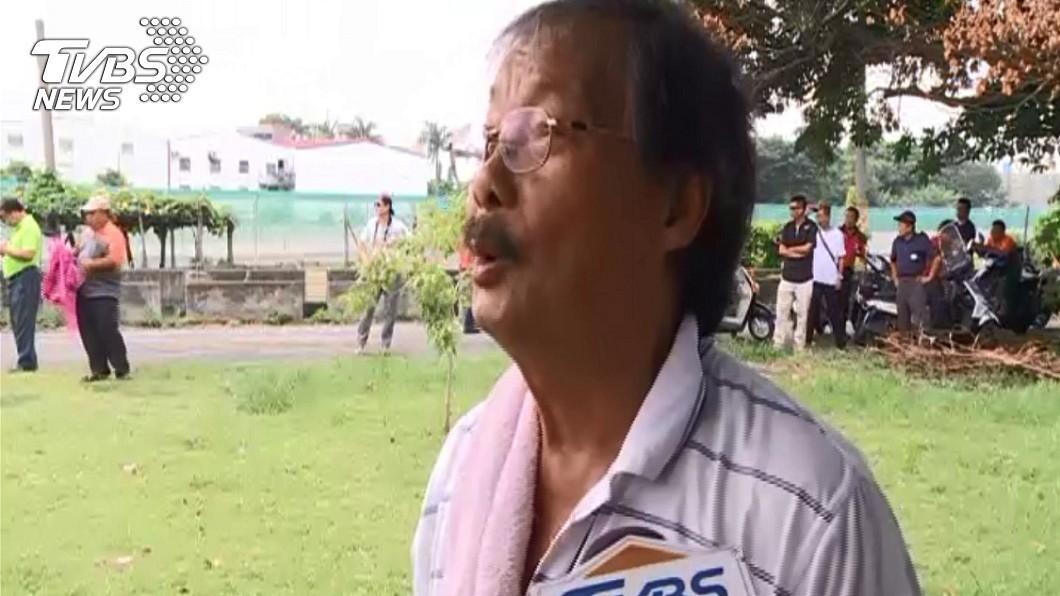 李佳芬叔叔李日良。圖/TVBS