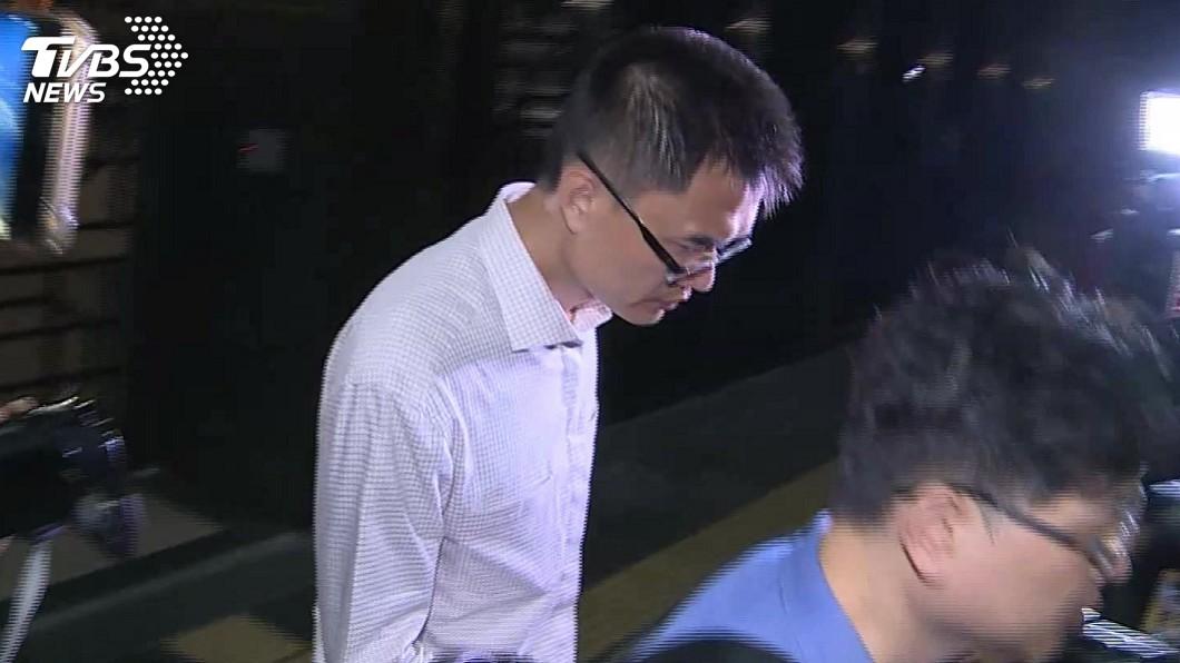 圖/TVBS 併東京著衣涉內線交易 前久大董座300萬交保