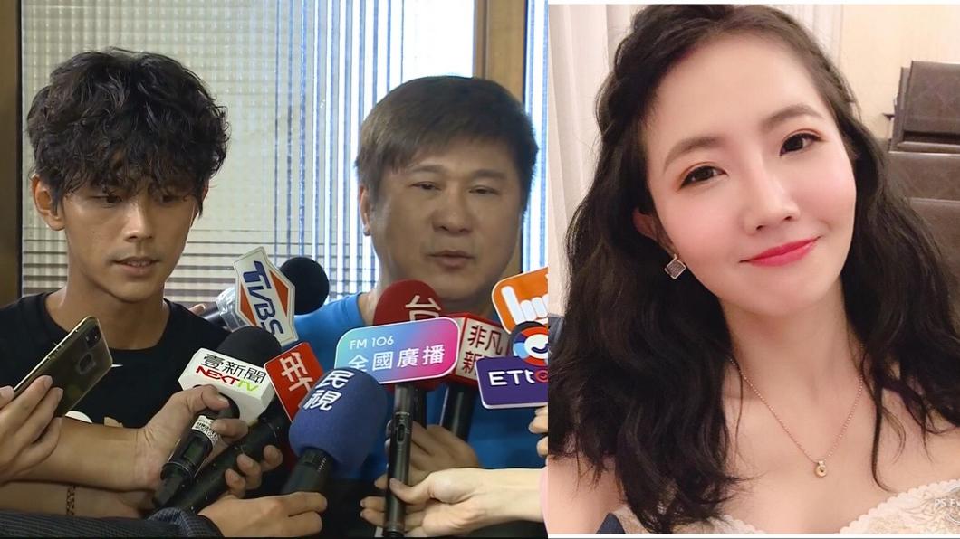 圖/TVBS、翻攝謝忻臉書 謝忻阿翔爆為公益同台 胡瓜喊話:希望今年都不要缺席
