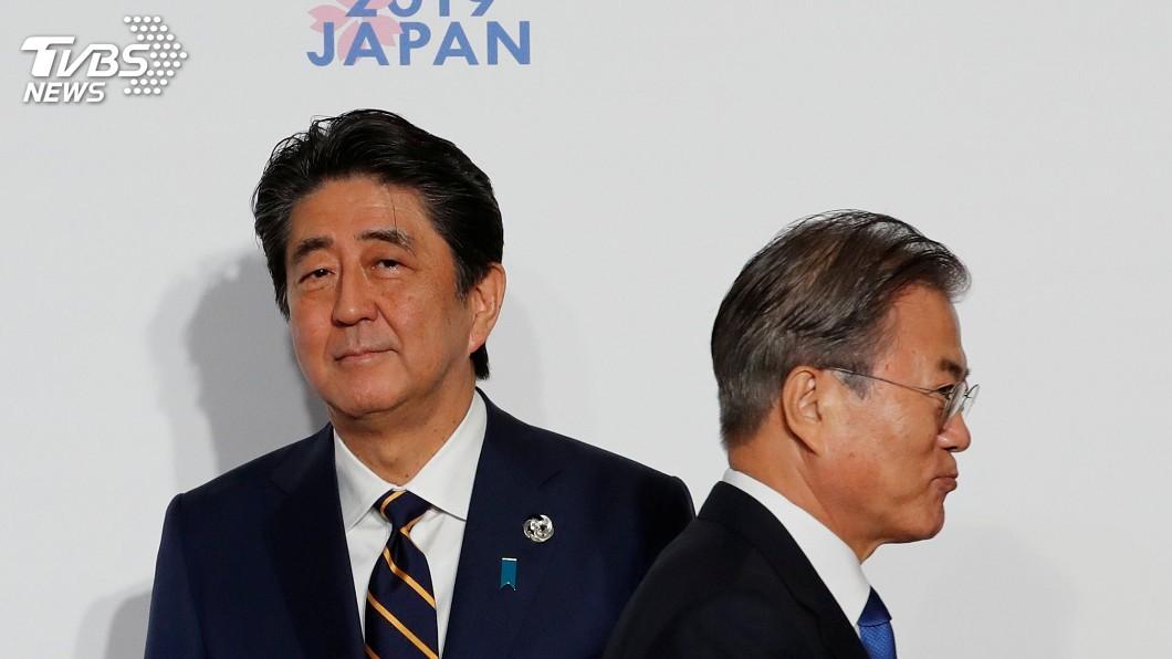 圖/達志影像路透社 日本取消貿易優惠 南韓擬拒簽情報保護協定反制