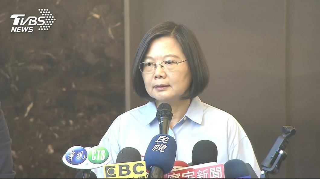 圖/TVBS資料照 國安局「分時作息、分地辦公」 恐衝擊總統維安