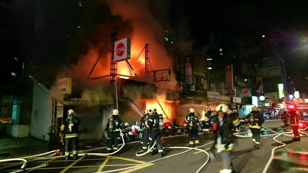 圖/內政部消防署網站 店面失火燒到隔壁!老闆慘賠百萬 竟是「員工菸蒂」釀禍