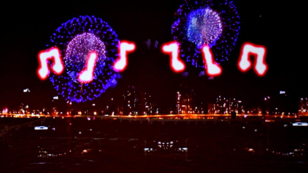 圖/台北市政府觀光傳播局 大稻埕煙火秀今晚登場  周邊路段交管看這裡
