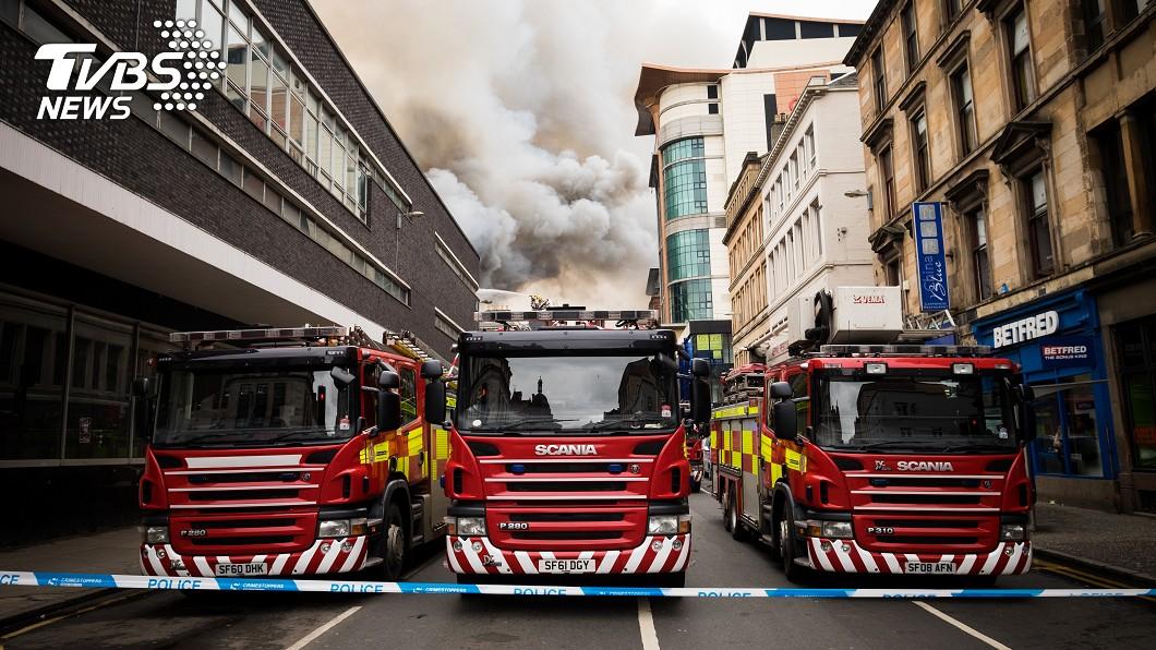 網友一面倒的認為住在消防隊附近好處很多。示意圖/TVBS