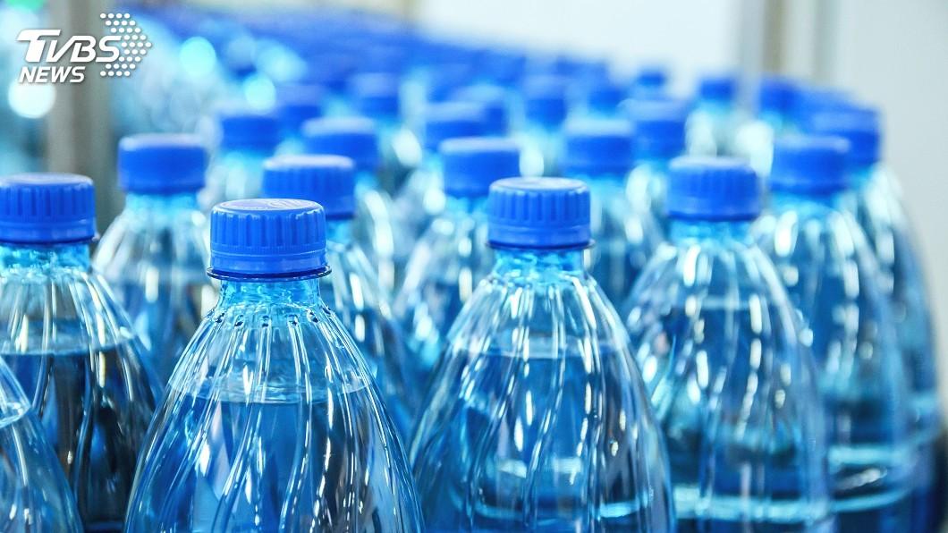 圖/中央社 全面禁售塑膠瓶裝水! 舊金山機場開創先例