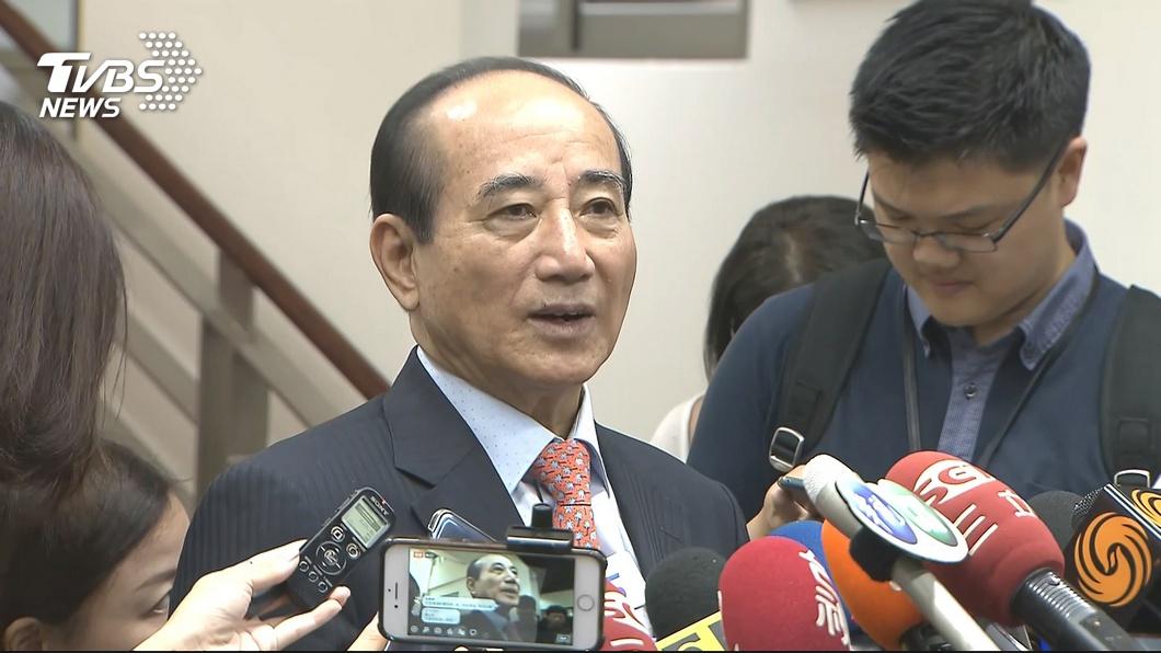 圖/TVBS資料畫面 不合?「郭柯王」何時坐下來談 王金平:沒有會面規劃