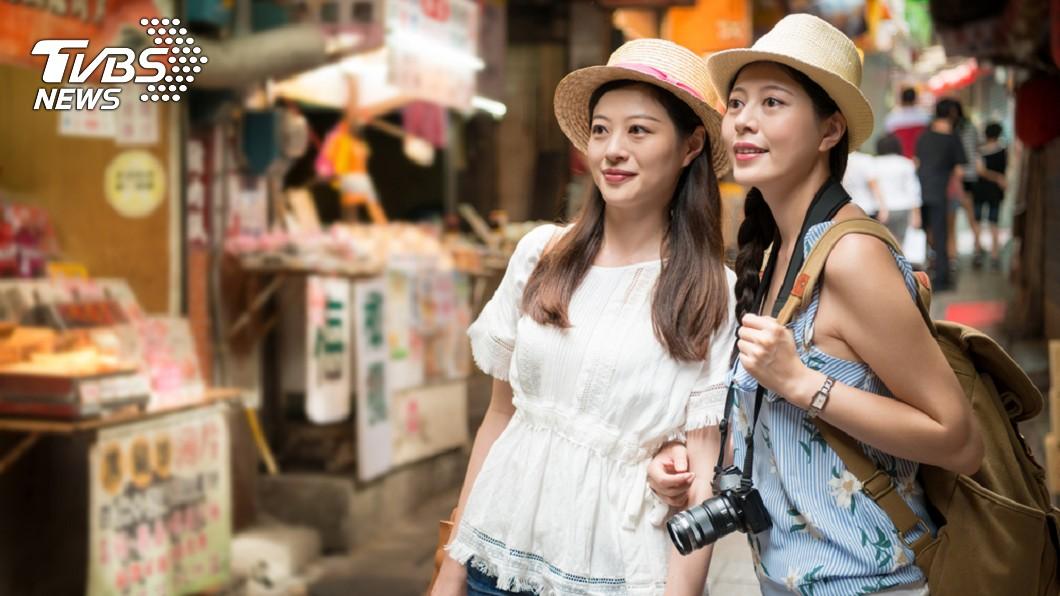 圖/TVBS 蒸發540億!台北觀光逐年下滑 議員籲「對症下猛藥」