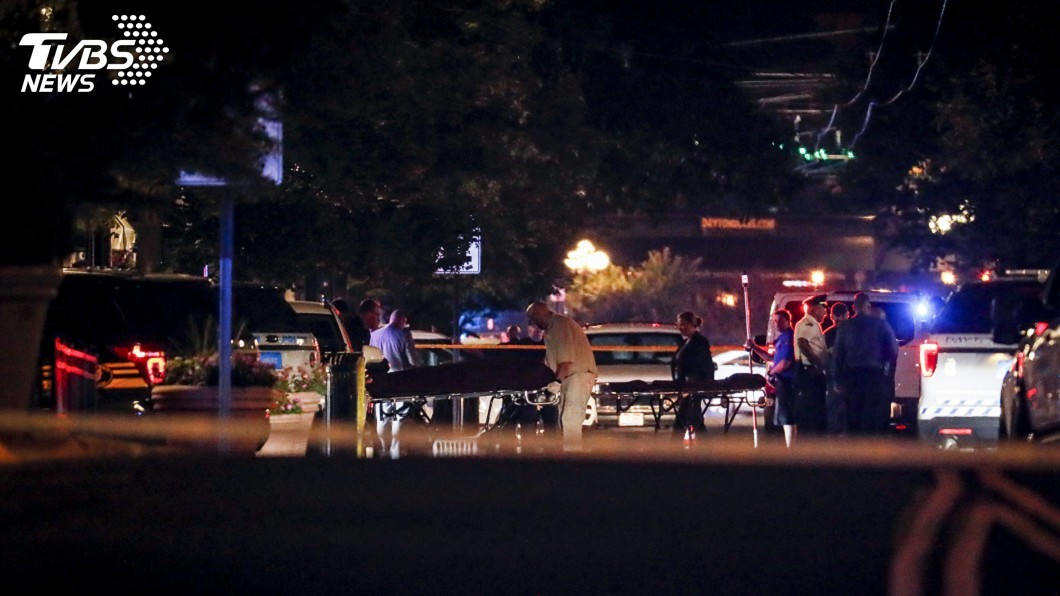 圖/達志影像美聯社 24小時內爆2血案 德州、俄亥俄州槍擊事件總整理