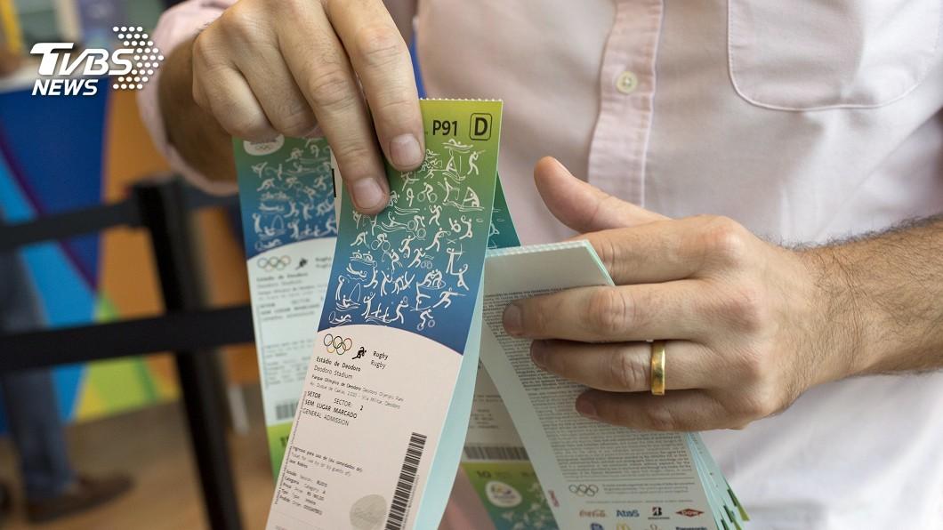 圖/達志影像美聯社 陸賣東奧黃牛票 喊價五倍開幕一張45萬