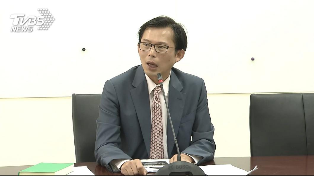 圖/TVBS 再爆新北橋梁檢測有疑慮 黃國昌質疑市府胡搞