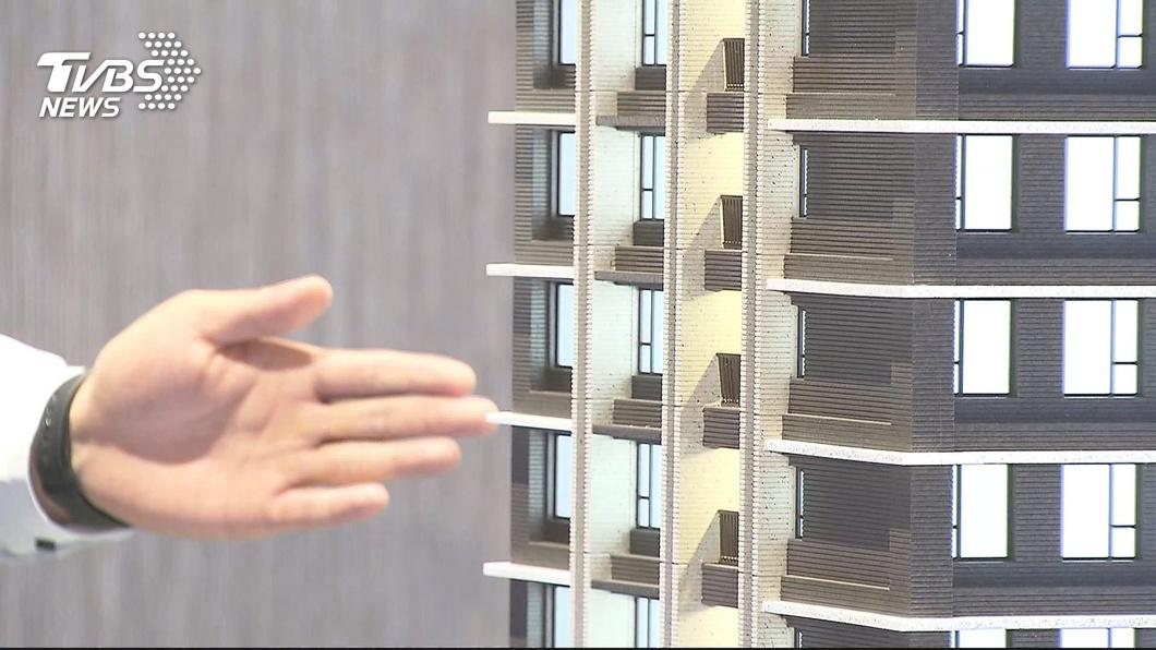 圖/TVBS 房屋標準價若2年重評 房仲:新屋房屋稅影響較多