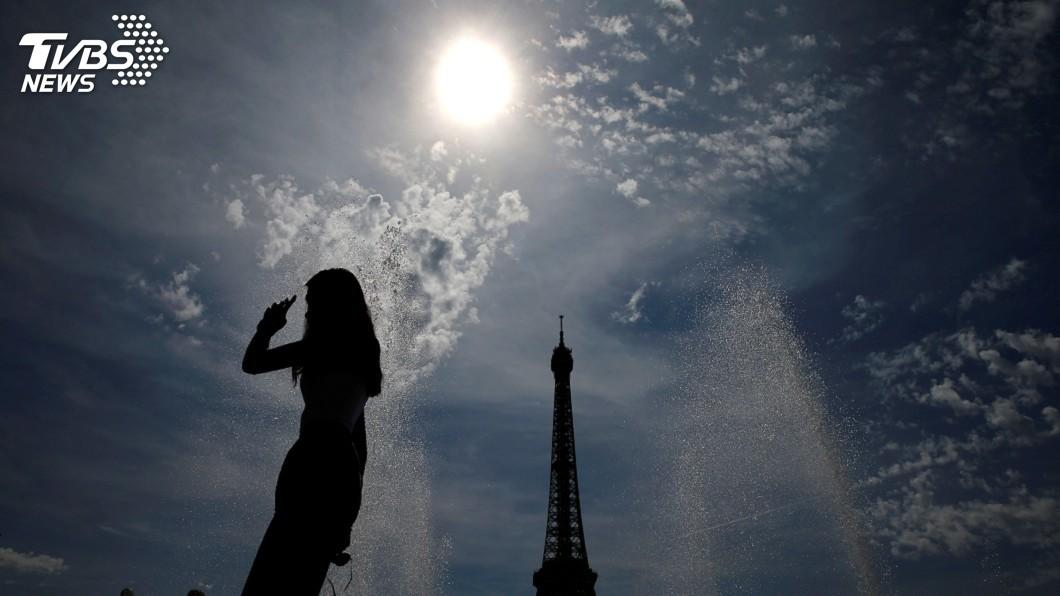 圖/達志影像路透社 高溫屢破紀錄! 歐盟機構:今年7月是史上最熱月份