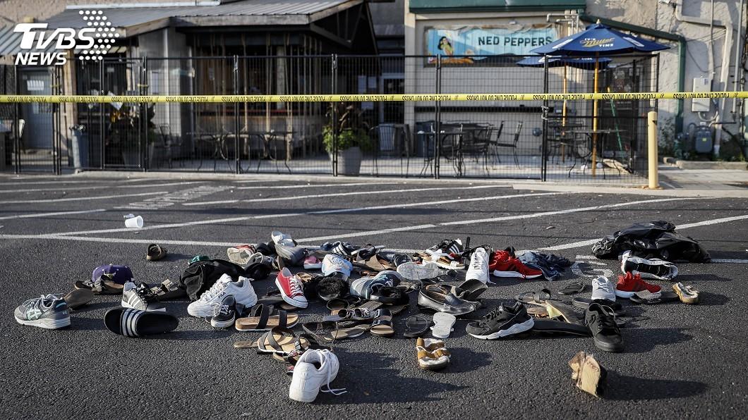 圖/達志影像美聯社 美一日2起大規模血腥槍擊案 誰才是罪魁禍首?