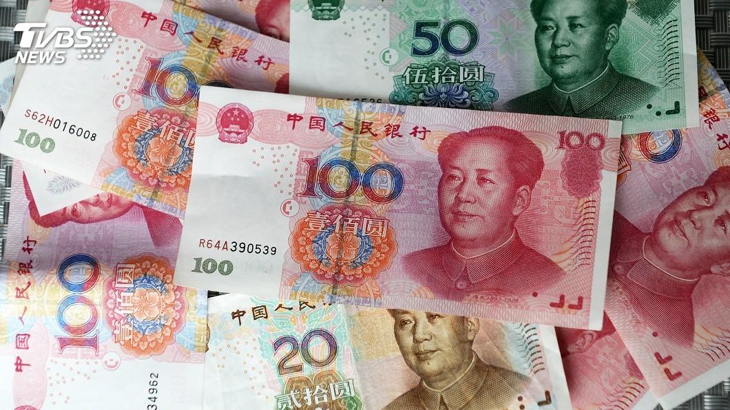 圖/達志影像美聯社 25年來首次! 美國將大陸列「貨幣操縱國」