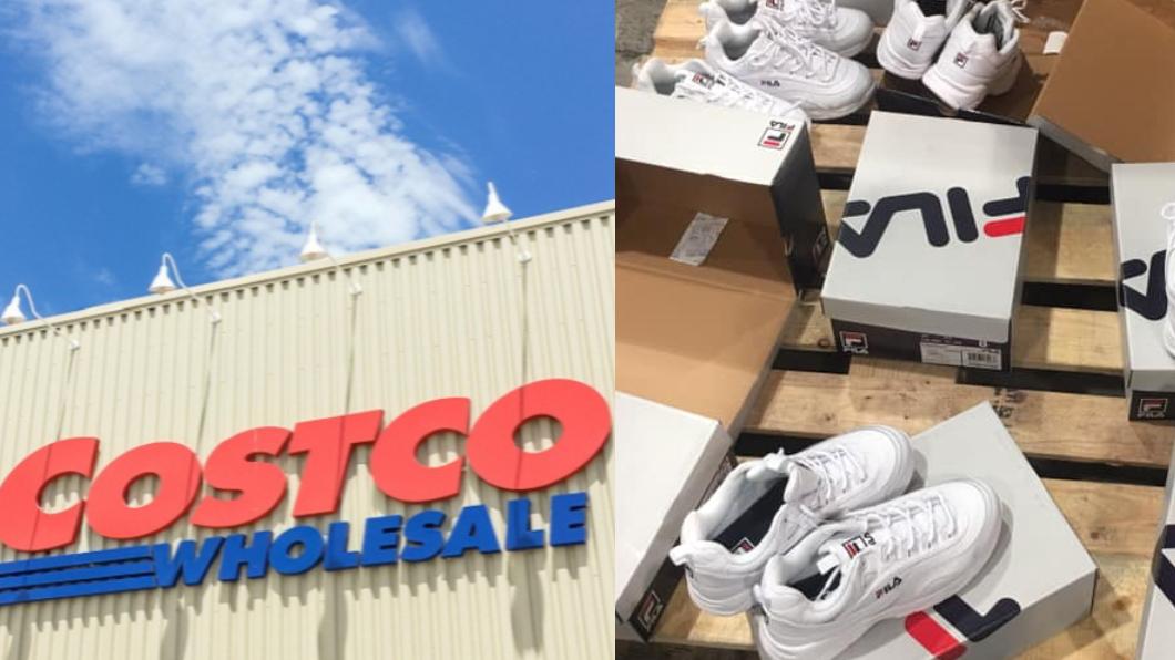 圖/TVBS、翻攝Costco好市多商品經驗老實說 價差近3倍!好市多「潮鞋」免千元 又引瘋搶