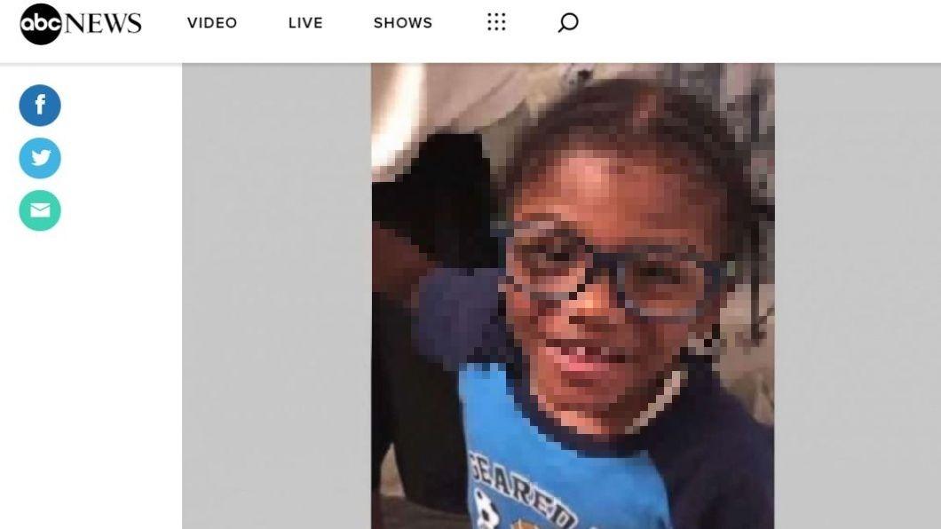 翻攝/abcnews 皮都掉了…4歲男童遭淋熱水亡 狠母棄屍垃圾場