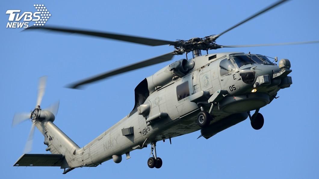 示意圖/TVBS 美批准252億元軍售案 南韓獲12架海鷹直升機