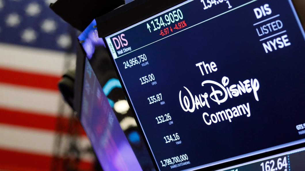圖/達志影像美聯社 搶串流市場大餅! 迪士尼推套餐「好康價」